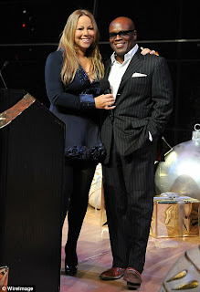 Mariah Carey To Return To Sony Music in 2012