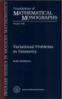 Translations of Mathematical Monographs