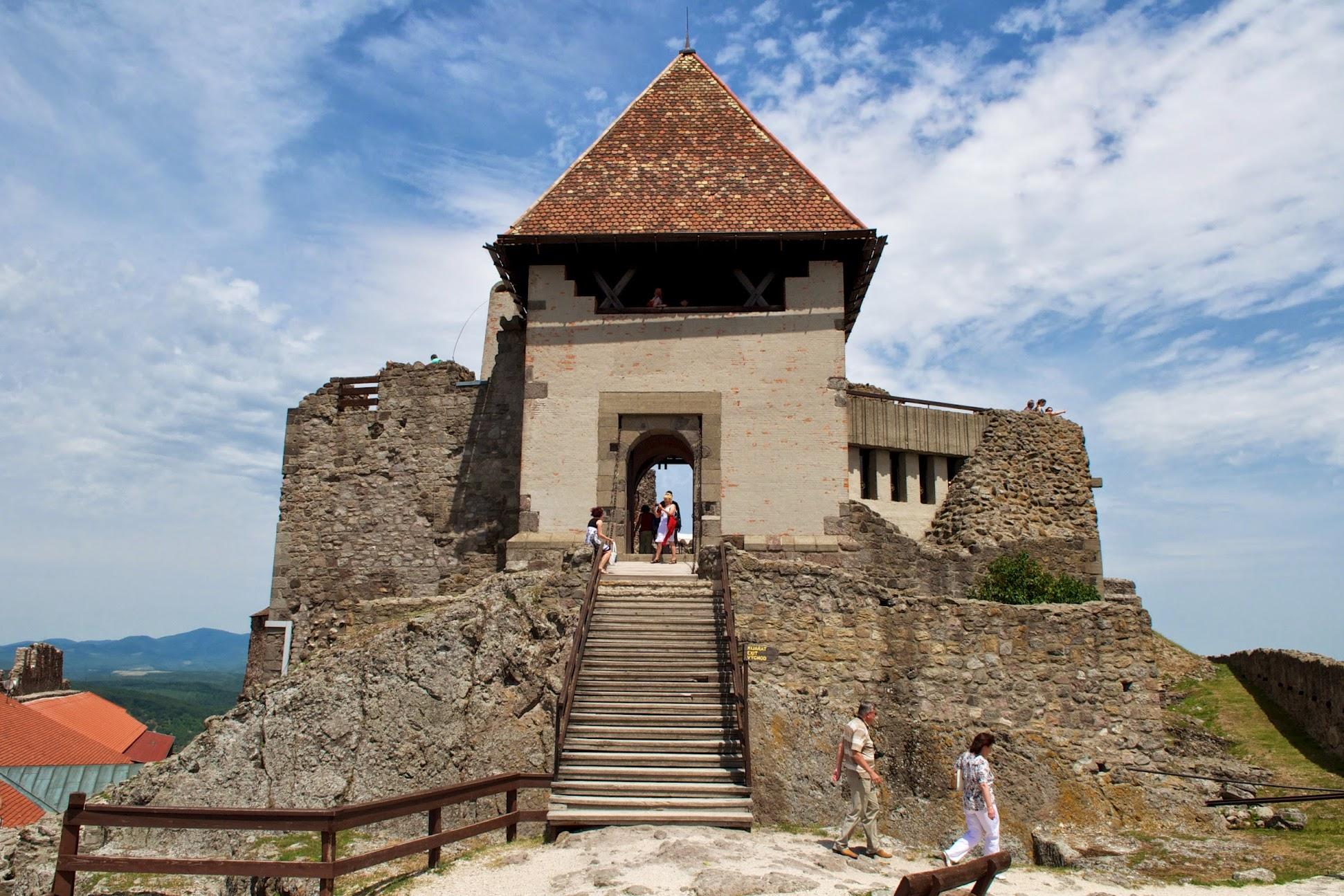 Вышеград-город крепость!