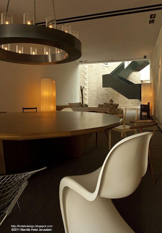 Mamilla hotel Jerusalem_Moshe Safdie_Piero Lissoni_6_Les plus beaux HOTELS DESIGN du monde