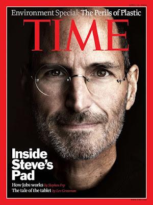 Personalidad del año AppleWeblog: Steve Jobs