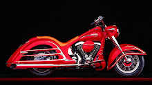 red harley davidson 1992 1920x1080 wallpaper