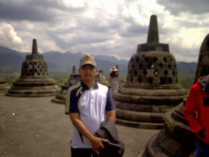 Jalan-jalan di Borobudur mengenal sejarah bangsa Indonesia masa lalu