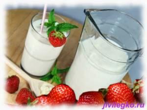 Молочный гриб для похудения