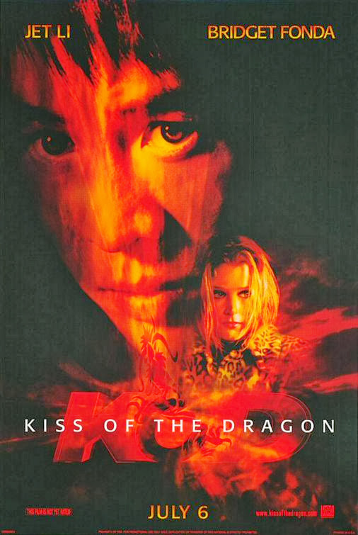 Poster Of Kiss of the Dragon (2001) Full Movie Hindi Dubbed Free Download Watch Online At Alldownloads4u.Com