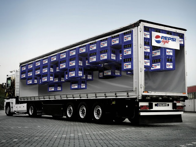 Pepsi Light Reklamı