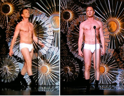 87th Academy Awards Neil Patrick Harris underwear