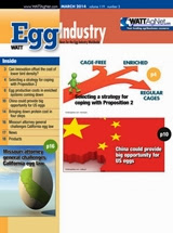 Egg Industry Magazine 03/2014 - Free subscription.