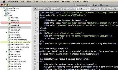 TextMate 2 se convierte en Open Source