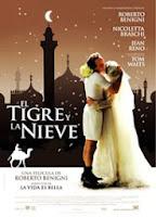 pelicula El Tigre y La Nieve