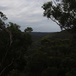 View from mid way along Bungaroo track (122218)
