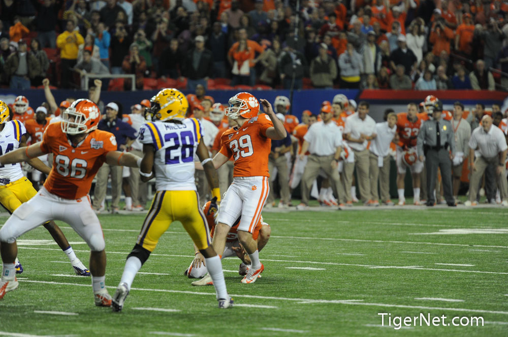 2012 Chick-Fil-A Bowl vs LSU Photos - 2012, Bowl Game, Chandler Catanzaro, Football, LSU