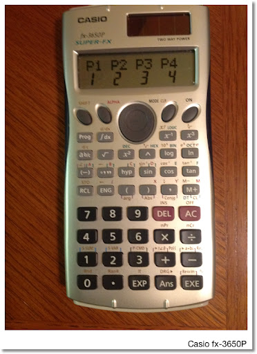 Eddie's Math and Calculator Blog: My Favorite Solar Calculators of