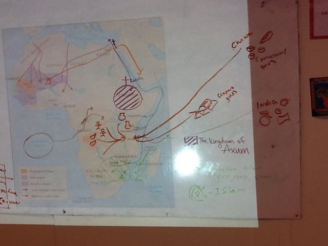 Ap world history blog fixed map sub saharan africa 800 1500 ce fixed map sub saharan africa 800 1500 ce kingdoms empires and city states gumiabroncs Gallery