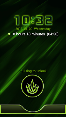 GO Locker-Neon Green Theme-02
