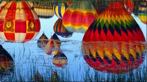 Reflections, Hot Air Balloon Festival, New Mexico.jpg