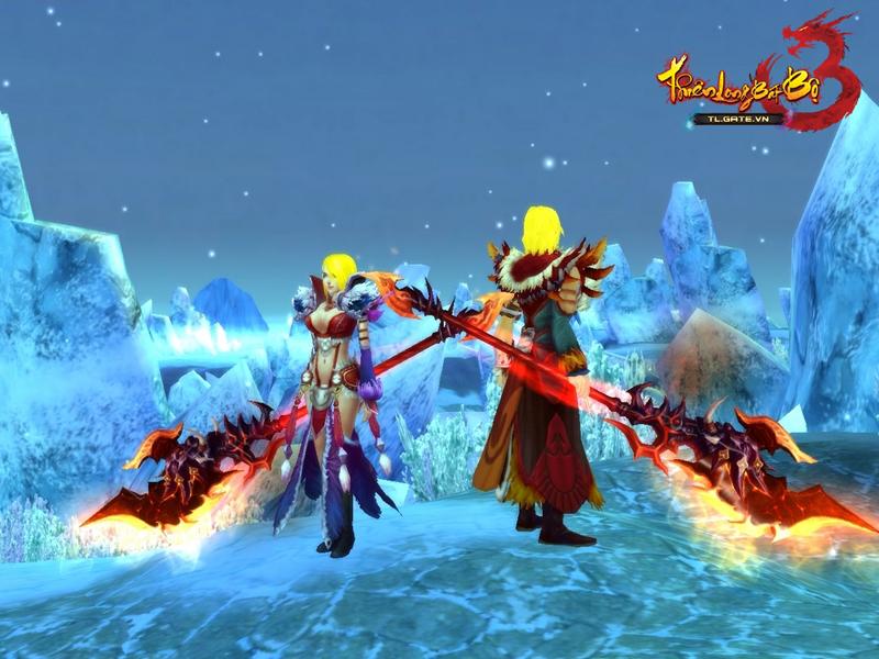 Chiêm ngưỡng thần binh của phiên bản Thần Binh Hải Vực - Ảnh 4