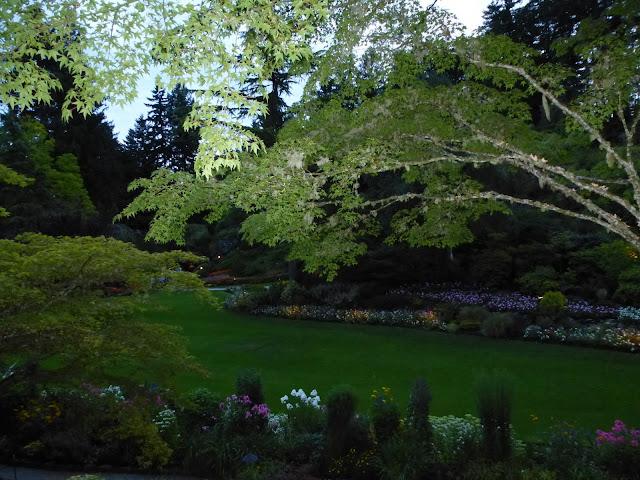 Butchart Gardens, Victoria