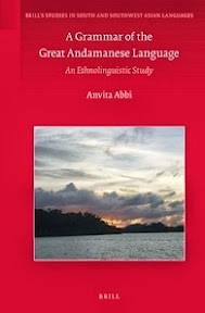 [Abbi: A Grammar of the Great Andamanese Language, 2013]