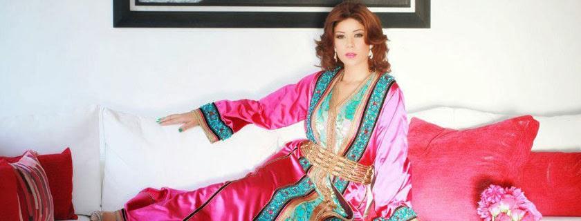 caftan et robe marocaine