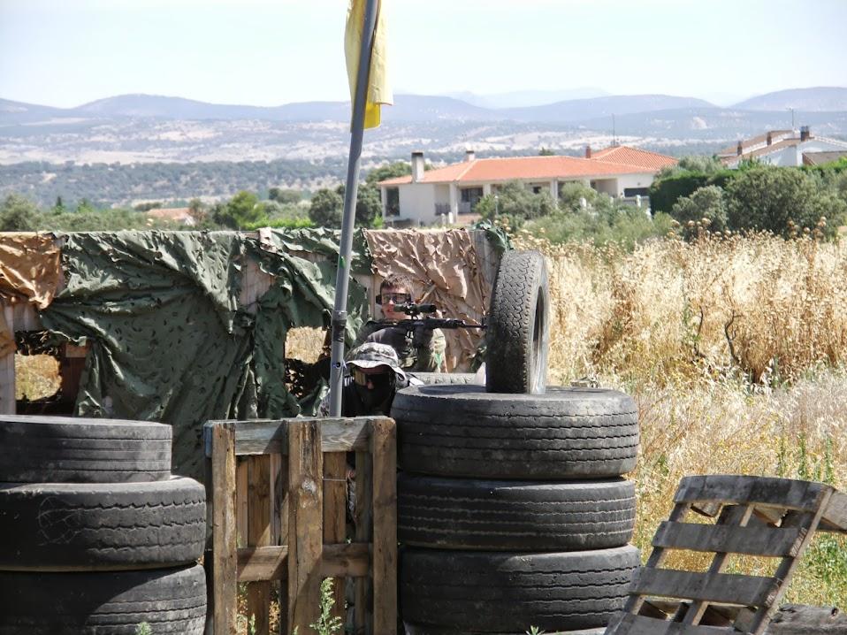 """Fotos de """"THE FINAL WAR"""". La Granja. 23-06-13 PICT0073"""