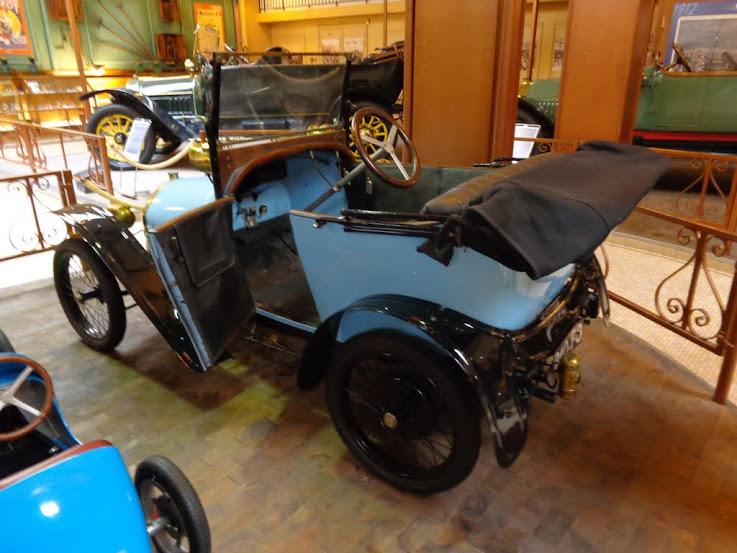 Musée de l'aventure Peugeot à Sochaux DSC01153