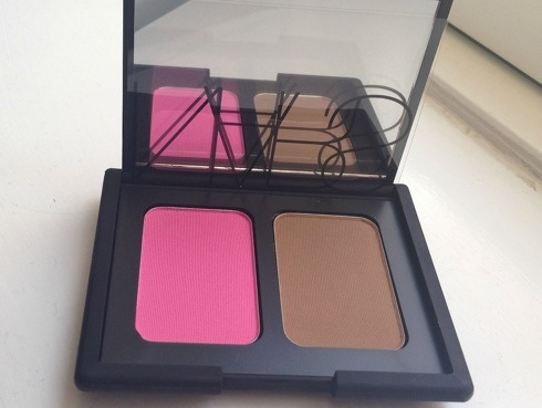 Nars Desire and Laguna Blush / Bronzer Duo