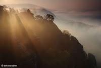 Nebelstimmung in den Schrammsteinen (http://www.Naturfoto-Steudner.de)