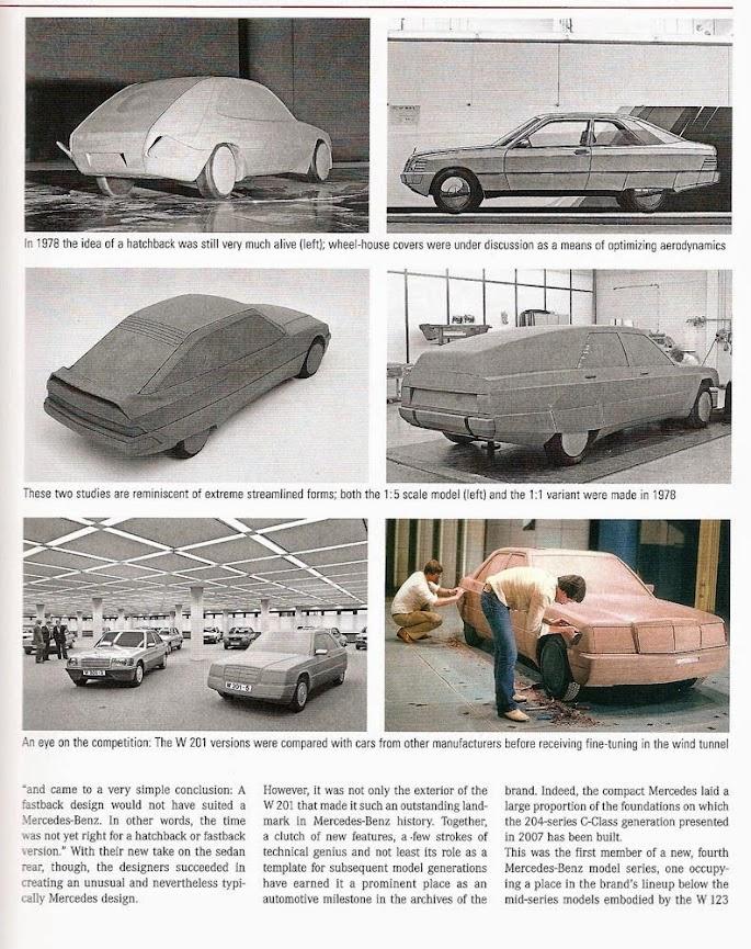 [Présentation] Le design par Mercedes - Page 4 Prototypes4