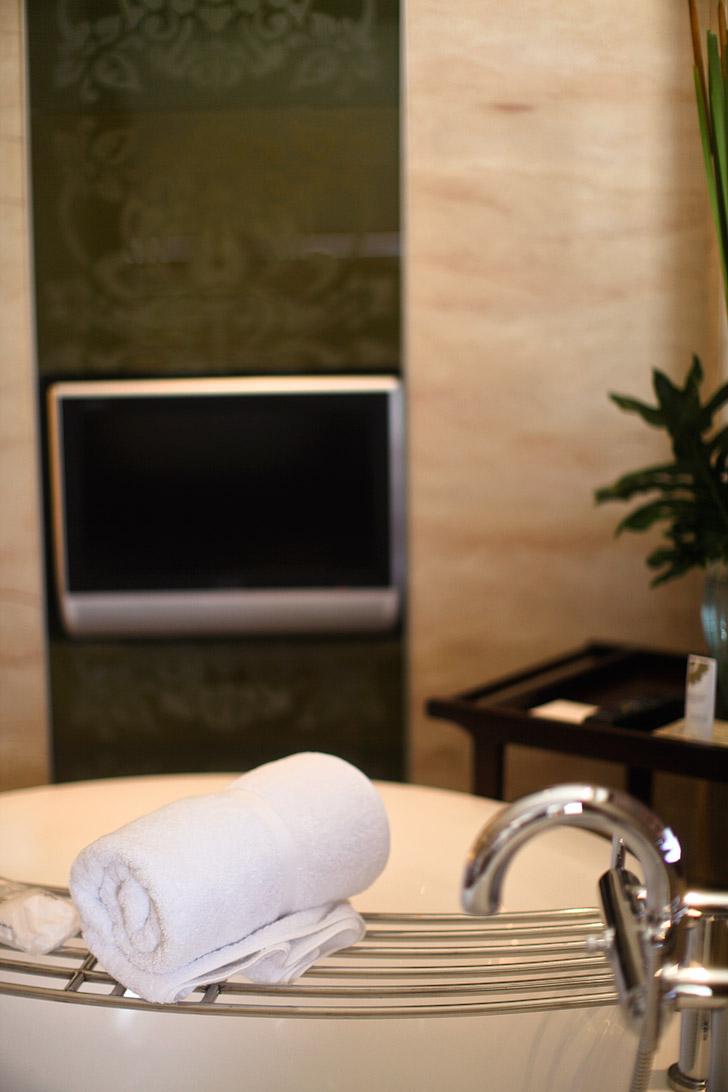 Hotel St Regis Bathroom.