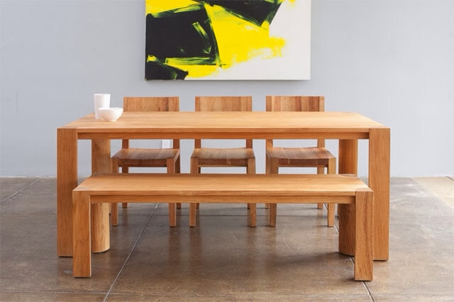 Dining Room With Bench Mamarai Home