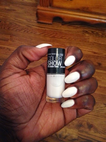 Its Bright Bold And Snowy White That Goes Just Perfect With My Dark Skin Tone