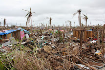 Guiuan - the town washed away by the wave