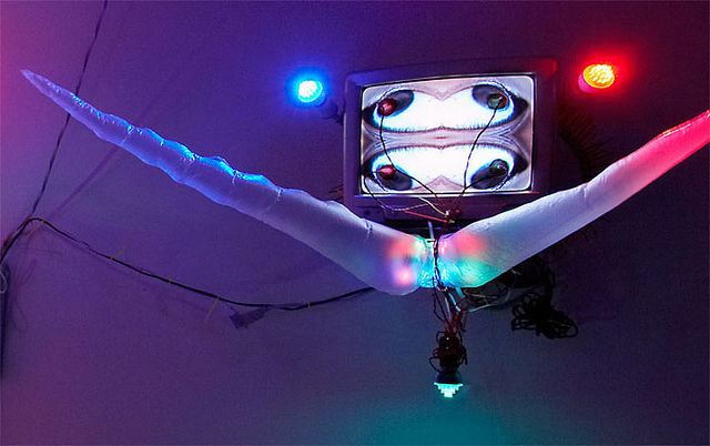The Luminous Art of Shih Chieh Huang