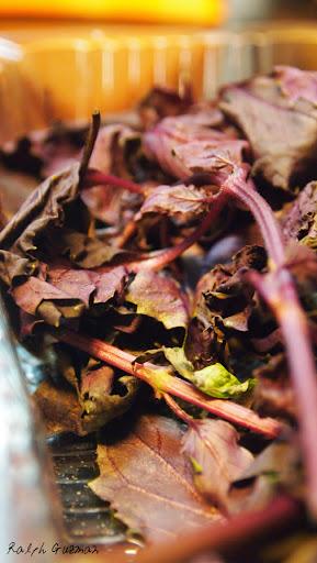 Red Basil Pesto Capellini - RatedRalph.com