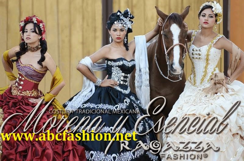 Ragazza Fashion Morena Quinceanera Dress Collection Call us at 972 ...