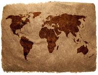 emapa del mundo antiguo