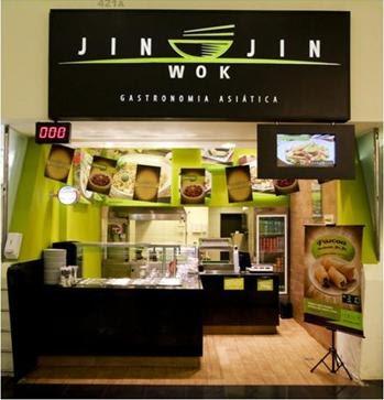 Jin Jin Wok lança novo modelo de restaurante de culinária asiática