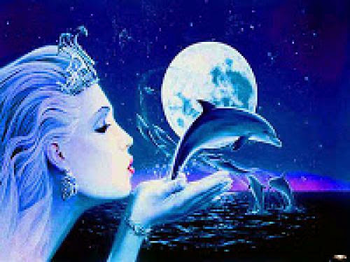 Dolphins Crystals And Self Healing