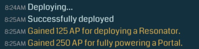 Power Leveling in Ingress: Deploy With a Friend