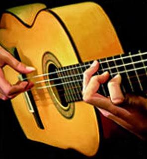 Une guitare sèche. Ph/Droits Tiers.