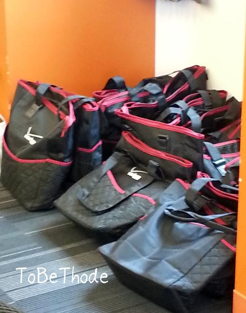Verizon bags
