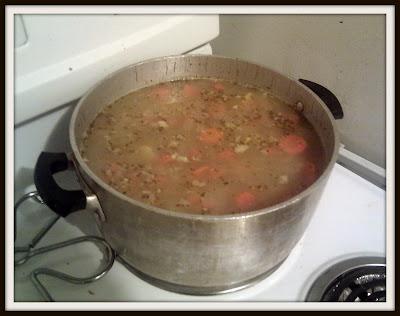 POD: Soup's on