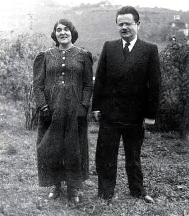 Веза и Канетти, 50-е.