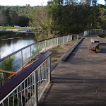 Platform above Lane Cove River (54977)