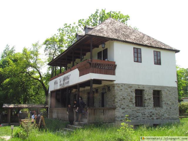 Barrier Inn at the  Valeni de Munte
