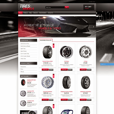 Wheels & Tires Shopify #50697
