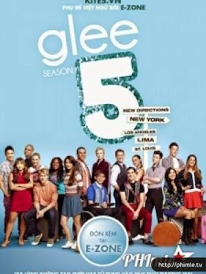 Phim Đội Hát Trung Học 5 - Glee - Season 5 (2013)