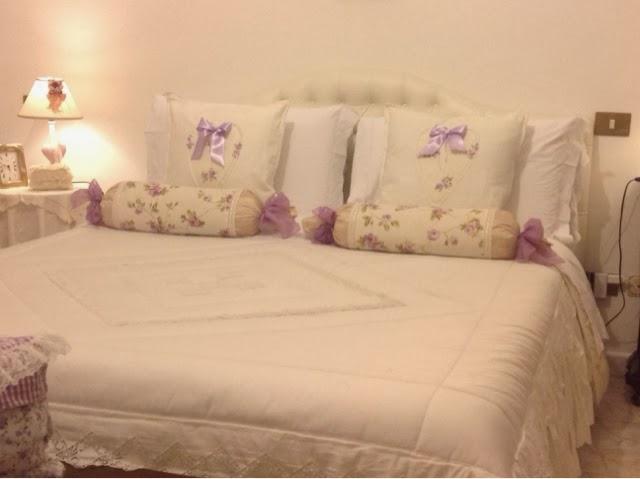Immagini Camere Da Letto Romantiche : Ladolcecasadeicuori camera da letto romantica
