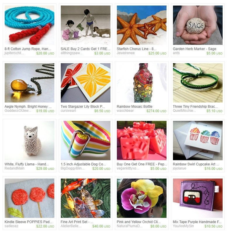 Summer Bliss Treasury - April's Army